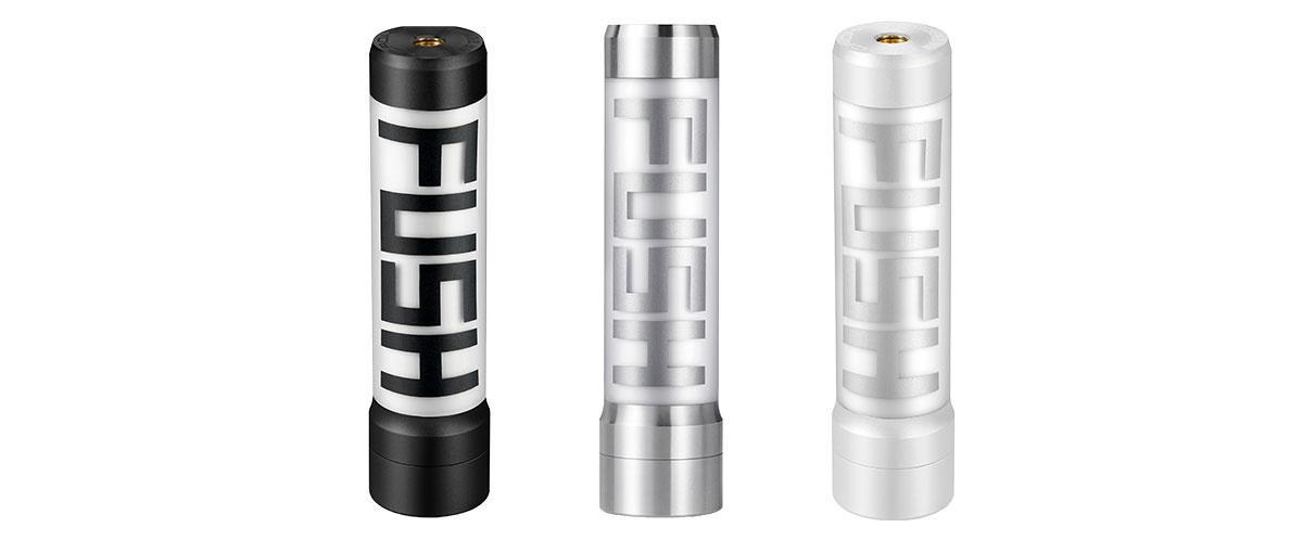 Acrohm Fush Akkuträger Mit Lichteffekten Und Vibrationssensor