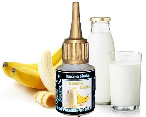Shadow Burner - Aroma Banana Shake 10ml