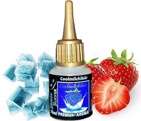 Shadow Burner - Aroma Coolmichibär 10ml