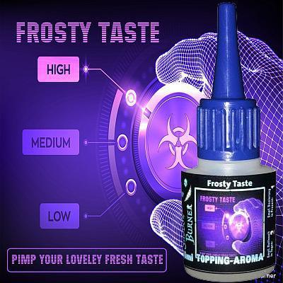 Shadow Burner - Aroma Frosty Taste 10ml