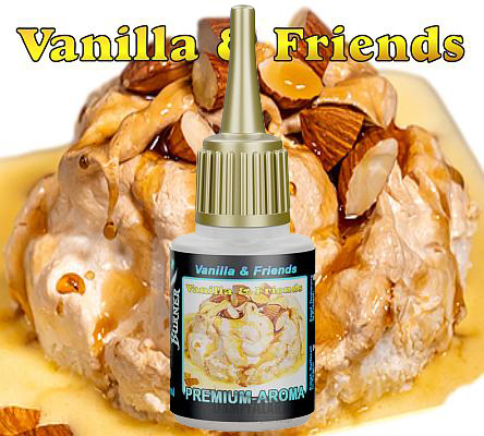 Shadow Burner - Aroma Vanilla and Friends 10ml