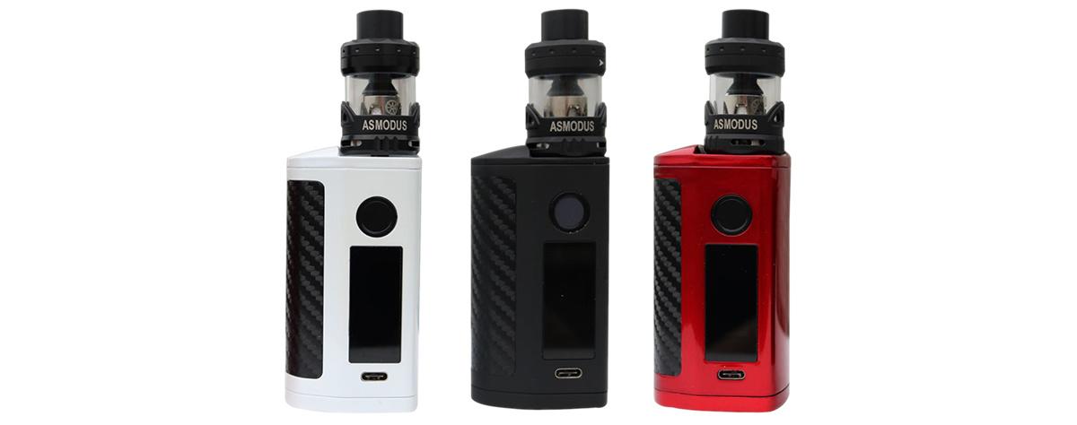 AsMODus Minikin V3S mit Viento E-Zigaretten Set alle farben