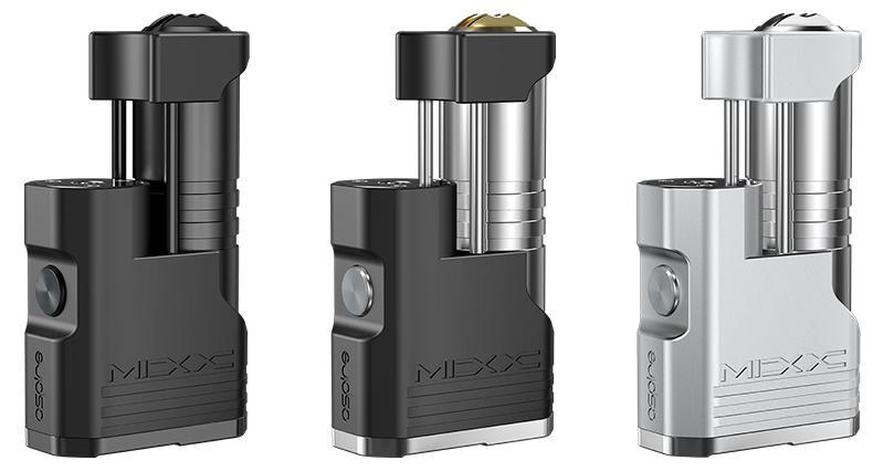 Aspire MIXX 60 Watt alle Farben