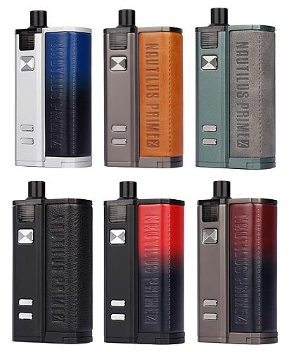 Aspire Nautilus Prime X E-Zigaretten Set alle Farben