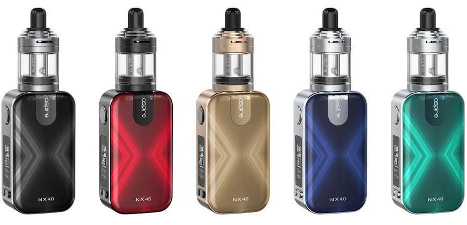 Aspire Rover 2 E-Zigaretten Set alle Farben