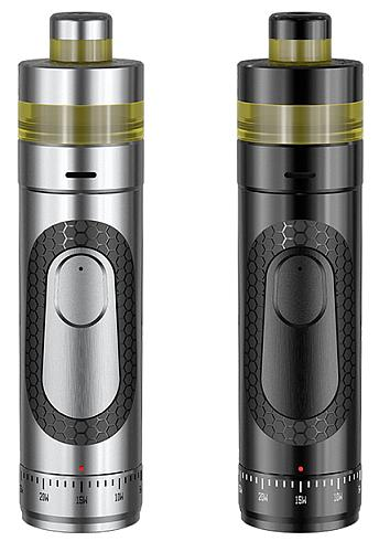 Aspire SteelTech E-Zigaretten Set alle Farben