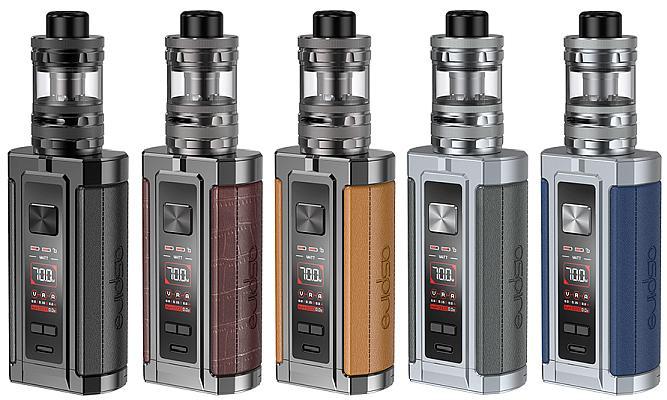 Aspire Vrod 200 E-Zigaretten Set alle Farben