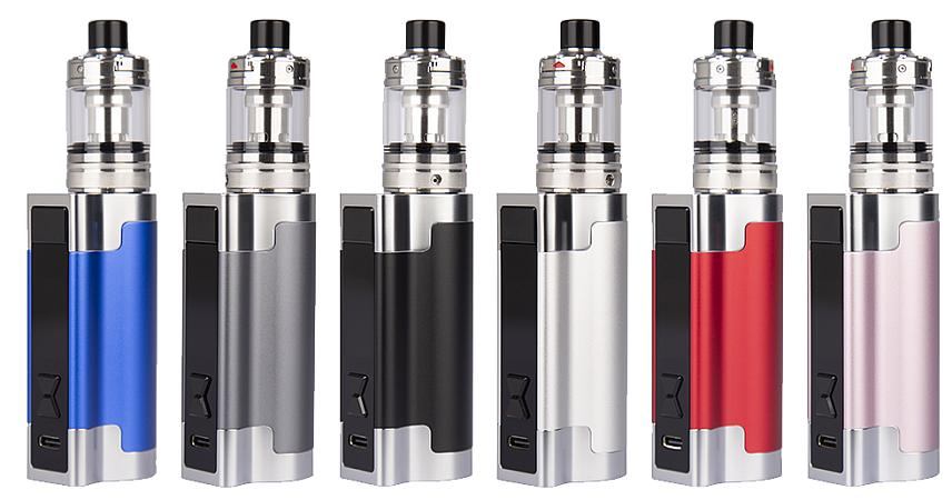Aspire Zelos 3 E-Zigaretten Set alle Farben