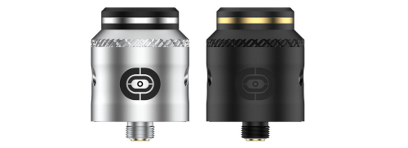 Augvape Occula RDA Clearomizer Set alle Farben
