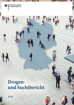 Drogen und Suchbericht 2019
