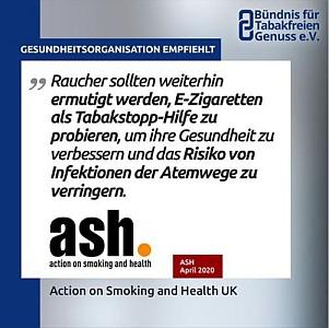 Gesundheitsorganisation empfiehlt