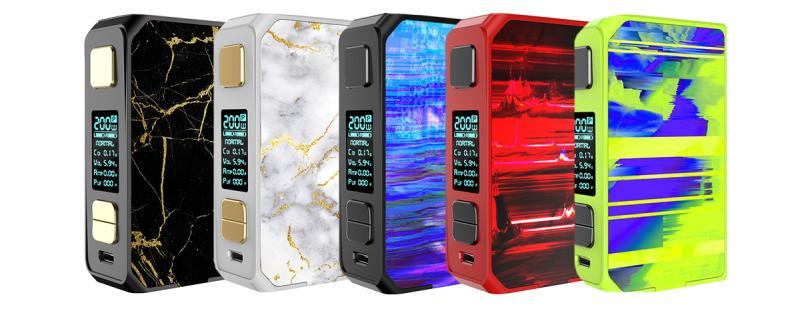 CoilArt Lux 200 Watt alle Farben