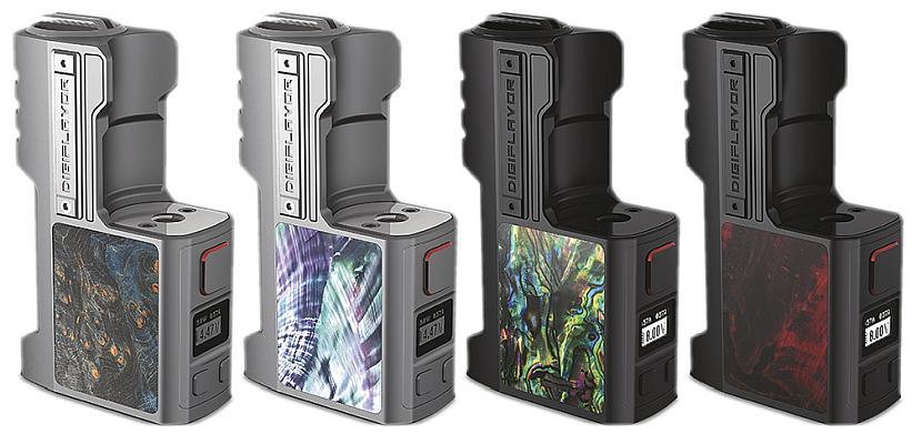 Digiflavor Z1 SBS 80 Watt alle Farben