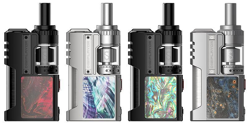 Digiflavor Z1 SBS E-Zigaretten Set alle Farben
