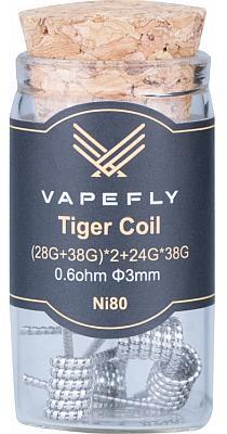 Vapefly Ni80 Tiger Coil