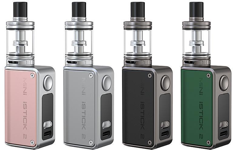Eleaf Mini iStick 2 E-Zigaretten Set alle Farben