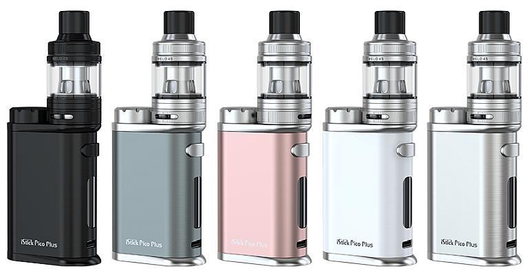 Eleaf iStick Pico Plus mit Melo 4S E-Zigaretten Set alle Farben