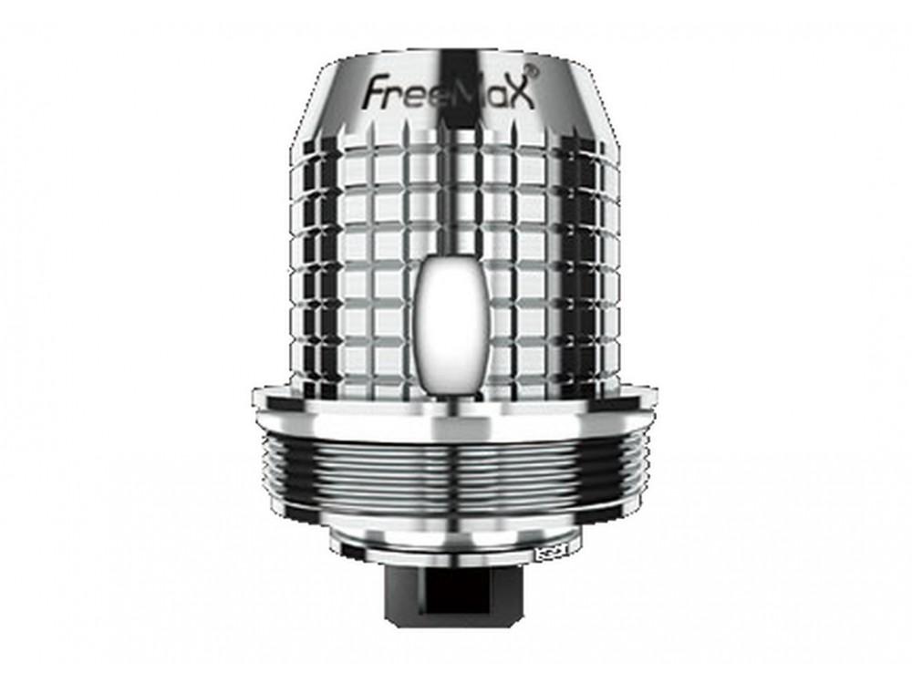 FreeMax SS316L X1 Mesh Heads 0,12 Ohm