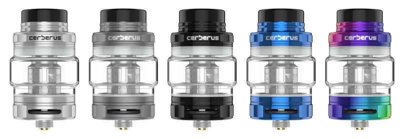 GeekVape Cerberus Clearomizer Set alle Farben