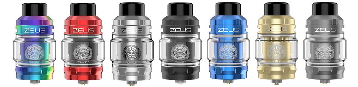 Zeus Subohm-Clearomizer Von GeekVape alle Farben