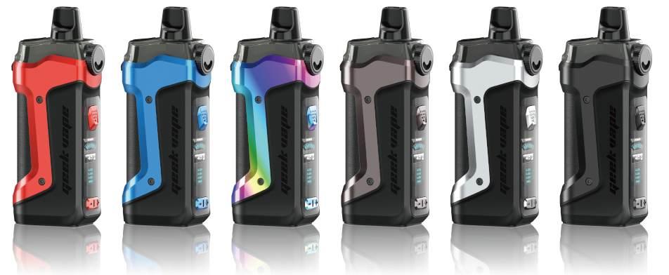 GeekVape Aegis Boost Plus E-Zigaretten Set alle Farben