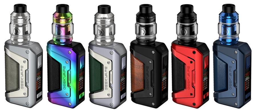 GeekVape Aegis Legend 2 E-Zigaretten Set alle Farben