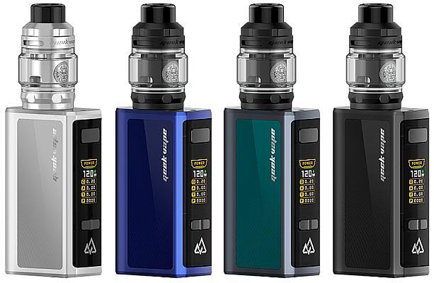 GeekVape Obelisk 120 FC Z E-Zigaretten Set alle Farben