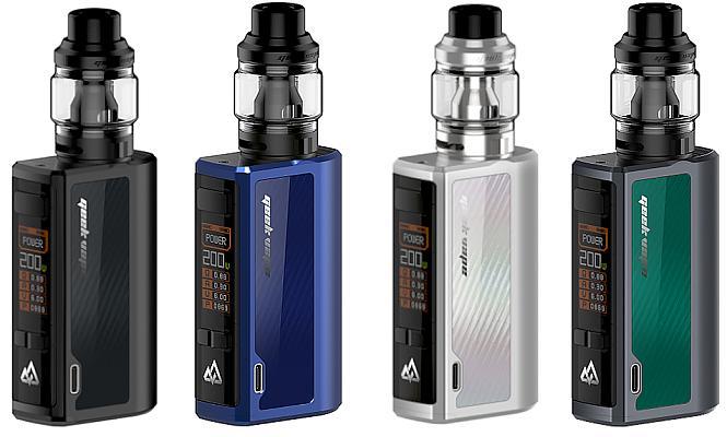 GeekVape Obelisk 200 E-Zigaretten Set alle Farben