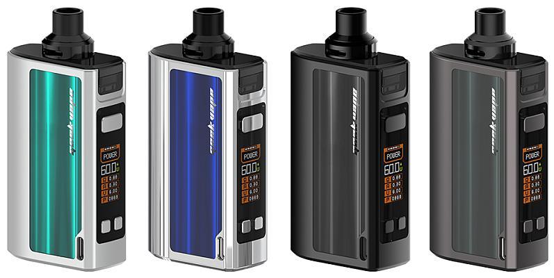 GeekVape Obelisk 60 E-Zigaretten Set alle Farben