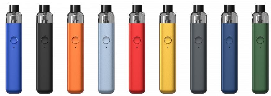 GeekVape Wenax K1 E-Zigaretten Set alle Farben