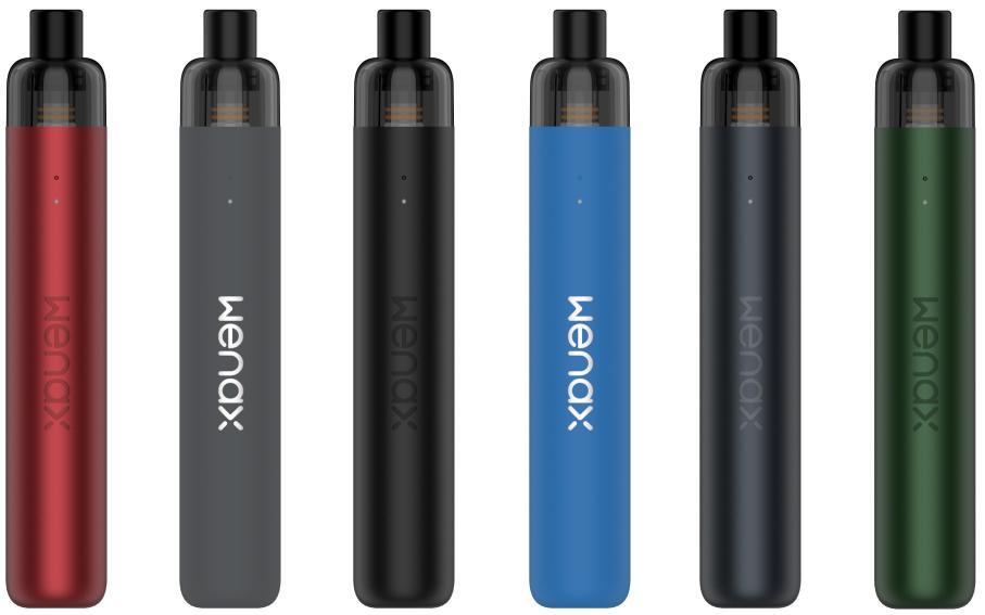 GeekVape Wenax Stylus E-Zigaretten Set alle Farben
