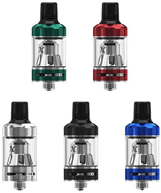 InnoCigs Exceed X Clearomizer Set alle Farben