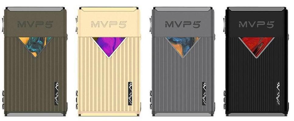 Innokin MVP5 5200mAh alle Farben