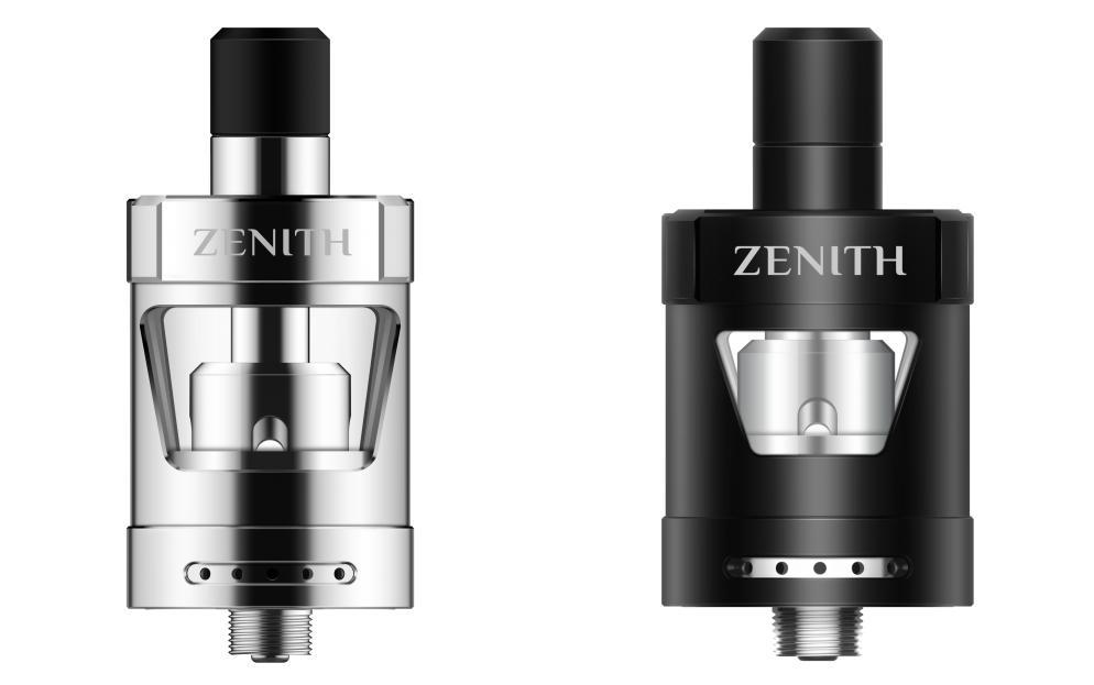 Innokin Zenith D22 Clearomizer Set alle Farben