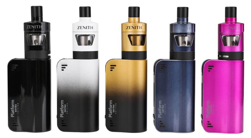 Innokin Cool Fire Mini Mit Zenith D22 E-Zigaretten Set alle Farben