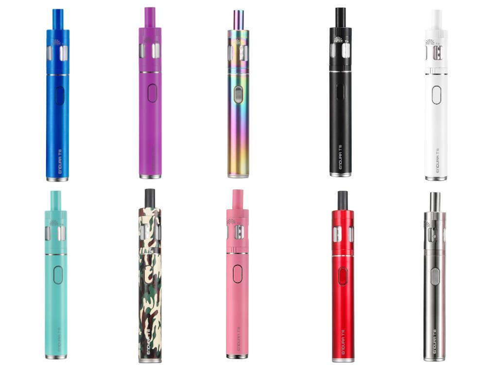 Innokin Endura T18 E-Zigaretten Set alle Farben