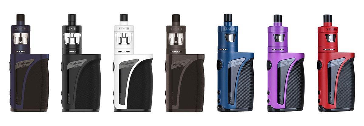 Kroma A Zenith E-Zigaretten-Set Von Innokin alle Farben