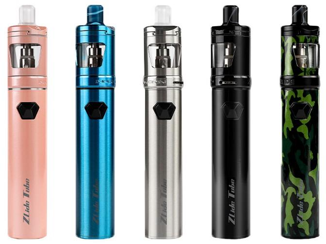 Innokin Zlide Tube E-Zigaretten Set alle Farben