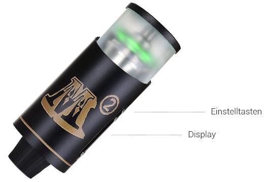 Kangerm M2 E-Hookah - elektronische Shisha