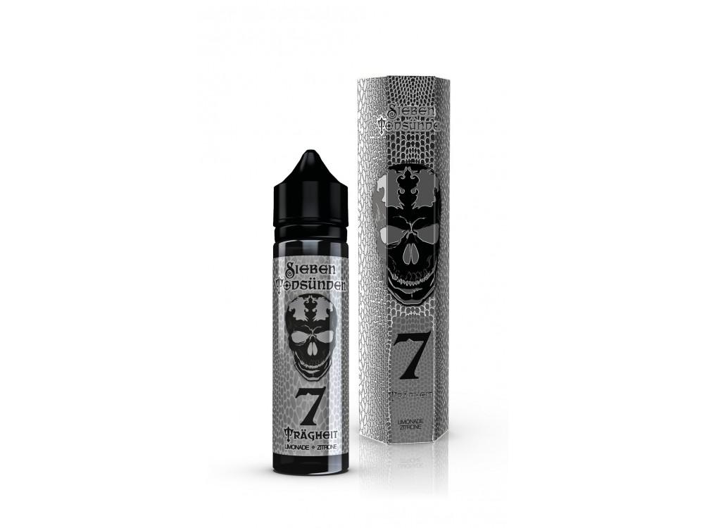 7 Todsünden Longfill Flasche Trägheit