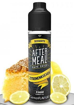 After Meal - Aroma Zitronenkuchen 15ml