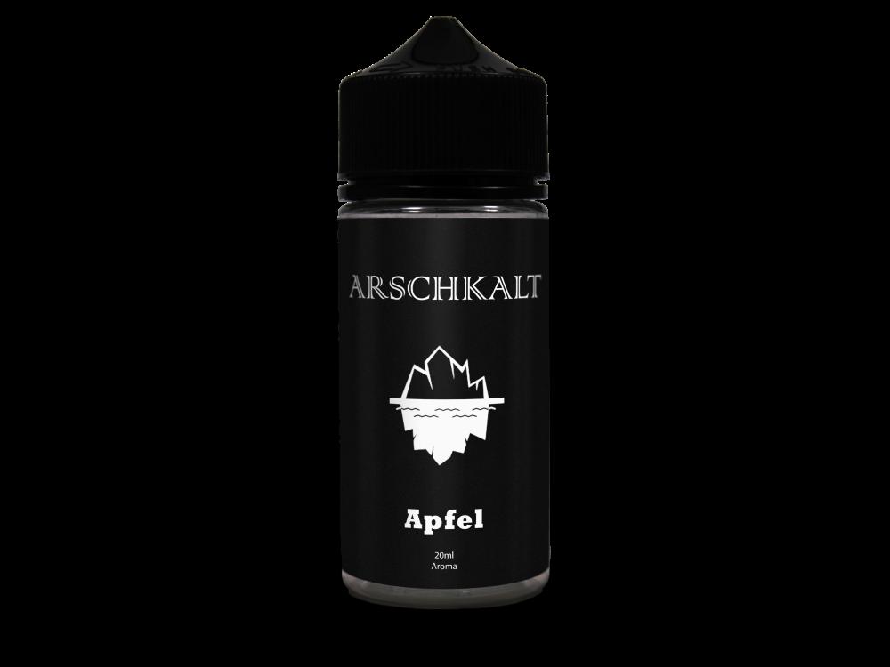 Arschkalt Longfill Flasche Apfel