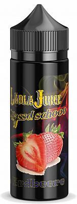 Bamberger Dampferlädla - Bassd Schoo - Aroma Erdbeere 20ml/120ml Flasche