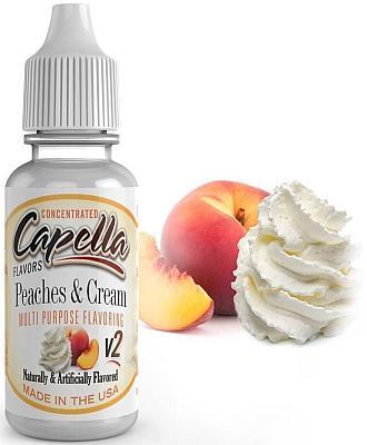 Capella - Aroma Peaches and Cream v2 13ml