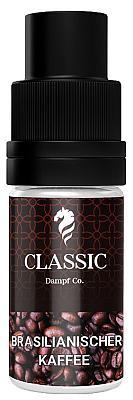 Classic Dampf - Aroma Brasilianischer Kaffee 10ml