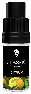 Classic Dampf - Aroma Citrum 10ml
