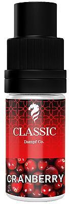 Classic Dampf - Aroma Cranberry 10ml