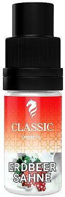 Classic Dampf - Aroma Erdbeer Sahne 10ml