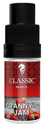 Classic Dampf - Aroma Grannys Jam 10ml