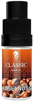 Classic Dampf - Aroma Haselnuss 10ml